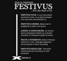 How to Celebrate Festivus by Samuel Sheats