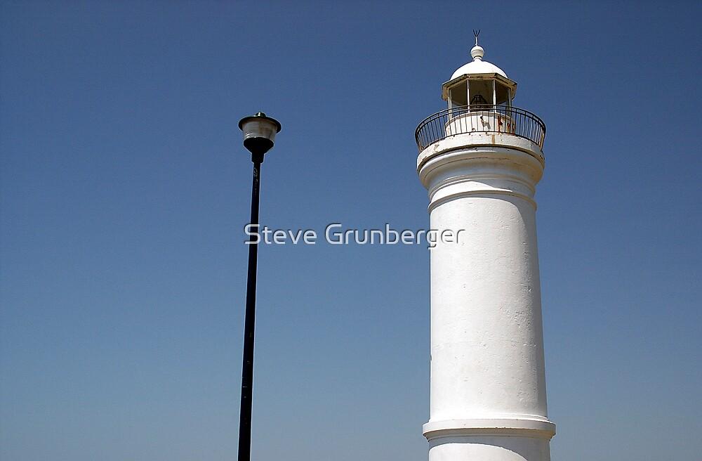 Kiama Lighthouse by Steve Grunberger