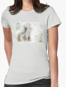 Fourth Dimension Womens Fitted T-Shirt