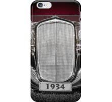1934 iPhone Case/Skin