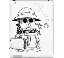 Roberto Sponge - Lineart iPad Case/Skin