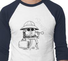 Roberto Sponge - Lineart Men's Baseball ¾ T-Shirt