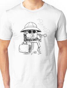 Roberto Sponge - Lineart Unisex T-Shirt