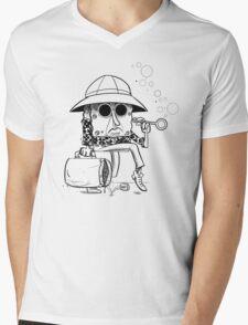 Roberto Sponge - Lineart Mens V-Neck T-Shirt