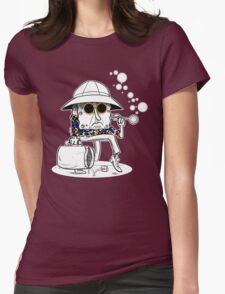 Roberto Sponge - Dark Womens Fitted T-Shirt