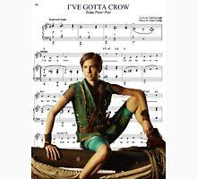 I've Gotta Crow- Peter Pan Live - Allison Williams Unisex T-Shirt