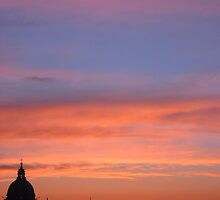 Rome Sunset by rbilks