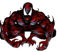 Carnage Marvel by semackj