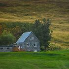 Autumn in the Icelandic Countryside by Gerda Grice