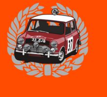 Fortitude - Mini Cooper 'Paddy Hopkirk 37 Wreath' Kids Clothes