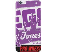 """Mega"" Chris JoneSNES iPhone Case/Skin"