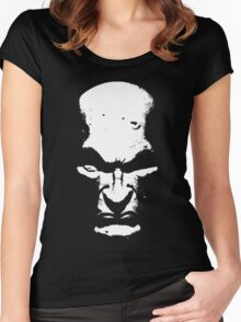 White Zombie Women's Fitted Scoop T-Shirt