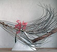 Ikebana-022 by Baiko