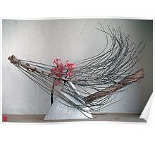 Ikebana-022 Poster