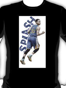 "Stephen Curry ""SPLASH"" T-Shirt"