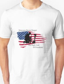 Cost of Freedom Unisex T-Shirt