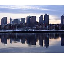 Boston MA Photographic Print
