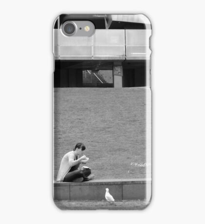 Federation Square, Melbourne iPhone Case/Skin