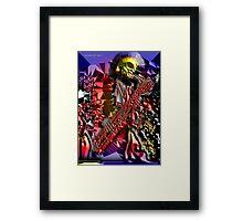 THE CELESTINE SAXMO/GERRY MULLIGAN Framed Print