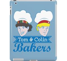Tom & Colin Bakers iPad Case/Skin