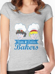Tom & Colin Bakers Women's Fitted Scoop T-Shirt