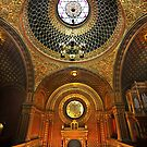The Spanish Synagogue - Prague by Hercules Milas