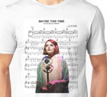 Maybe This Time - Cabaret Unisex T-Shirt