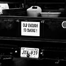 Old enought to smoke by © Joe  Beasley IPA