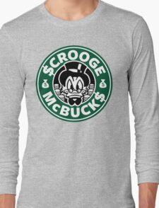 Scrooge McBucks Long Sleeve T-Shirt