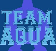 Pokemon - Team Aqua by holycrow