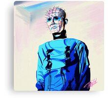 Dr Pinhead Canvas Print