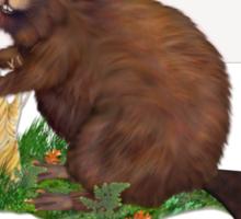 Furry Canada Sticker