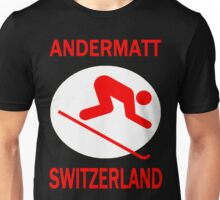 ANDERMATT-SWITZERLAND 2A Unisex T-Shirt