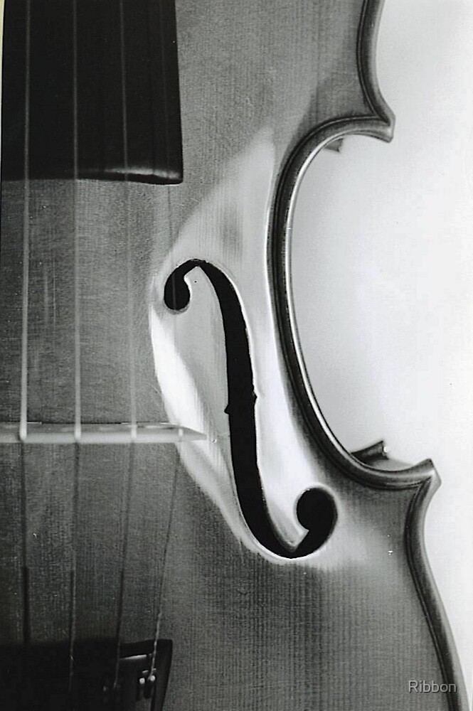 Violin Body 2 by Ribbon
