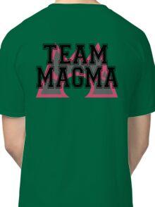 Pokemon - Team Magma Classic T-Shirt