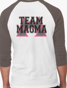Pokemon - Team Magma Men's Baseball ¾ T-Shirt
