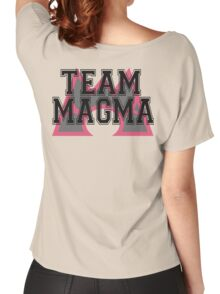 Pokemon - Team Magma Women's Relaxed Fit T-Shirt
