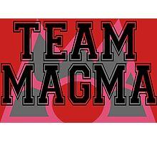 Pokemon - Team Magma Photographic Print