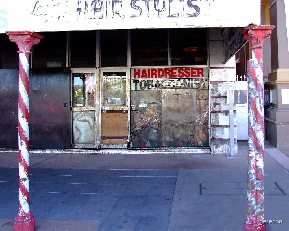 HAIRDRESSER by gerecho