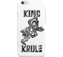 King Krule iPhone Case/Skin