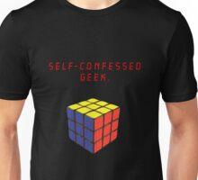 Self-confessed geek. Unisex T-Shirt