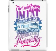Personality Powerhouse iPad Case/Skin