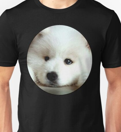 White Fluff Unisex T-Shirt