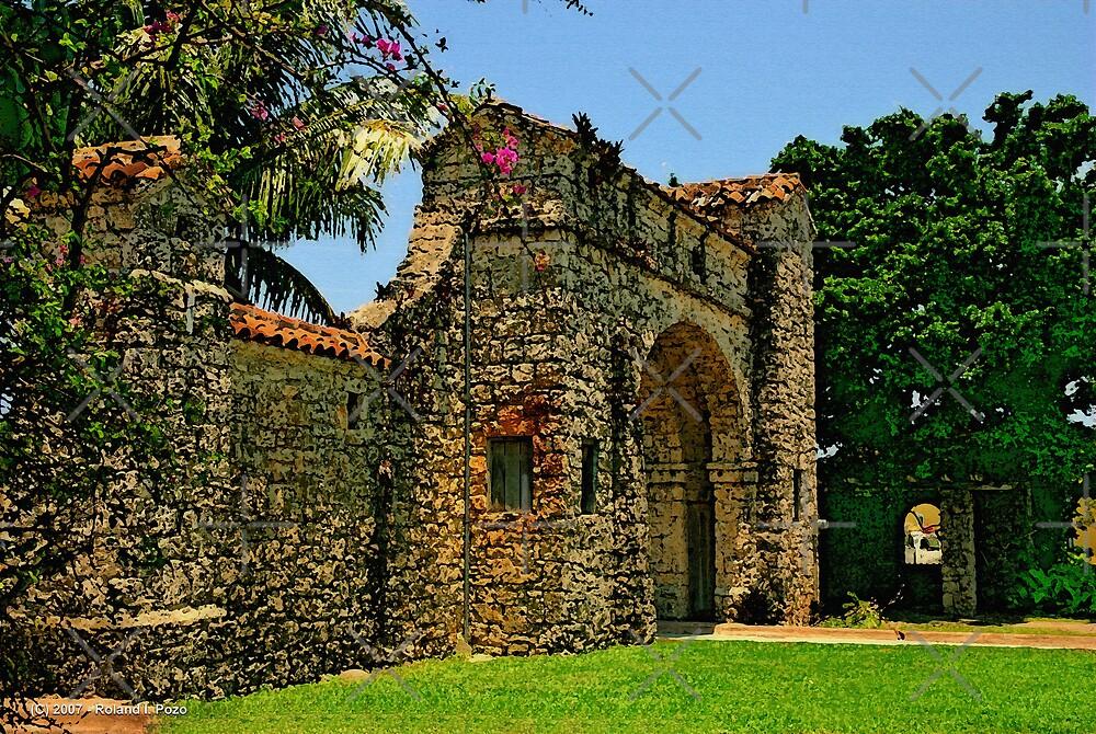 Alhambra Entrance by photorolandi