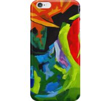 Red Green and Blue iPhone Case/Skin