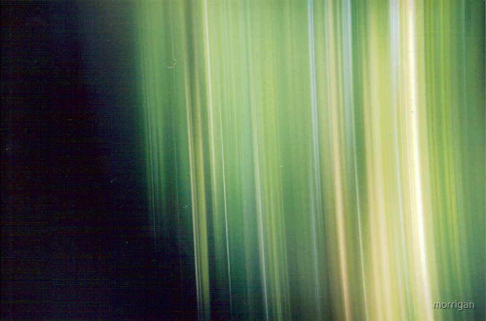 Green Flash by morrigan