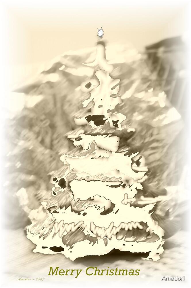 Merry Christmas  by Amedori