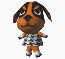 Animal Crossing Butch 2 by Justin Ashby