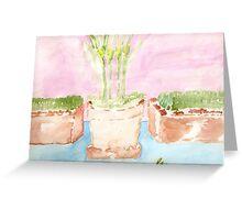 Herbal Days Greeting Card