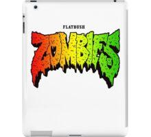 FLATBUSH ZOMBIES RASTA COLOR iPad Case/Skin